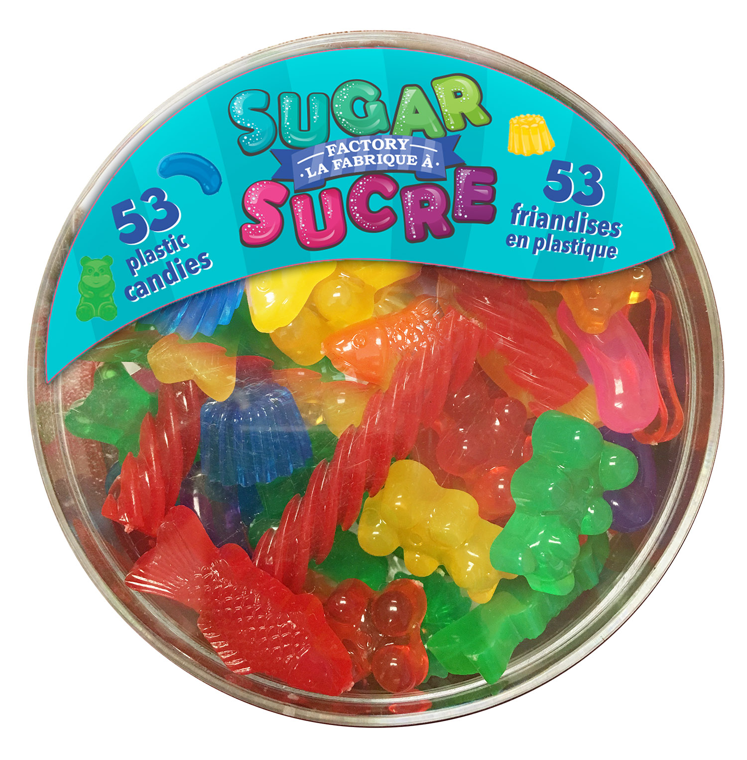 Sugar Factory - Candies