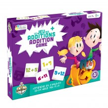 Collection Apprendre - Les additions boîte / Learn Collection - Addition Game box