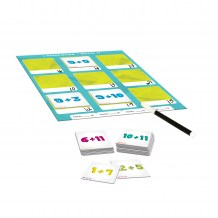 Collection Apprendre - Les additions contenu / Learn Collection - Addition Game content
