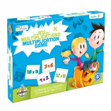 Collection Apprendre - Les multiplications boîte / Learn Collection - Multiplication Game box