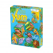 Yum Junior -  Safari boîte / Yum Junior -  Safari box