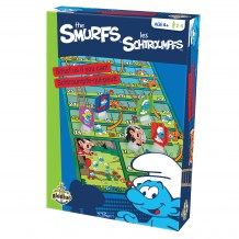Schtroumpfe-qui-peut boîte / Smurf us if you can box