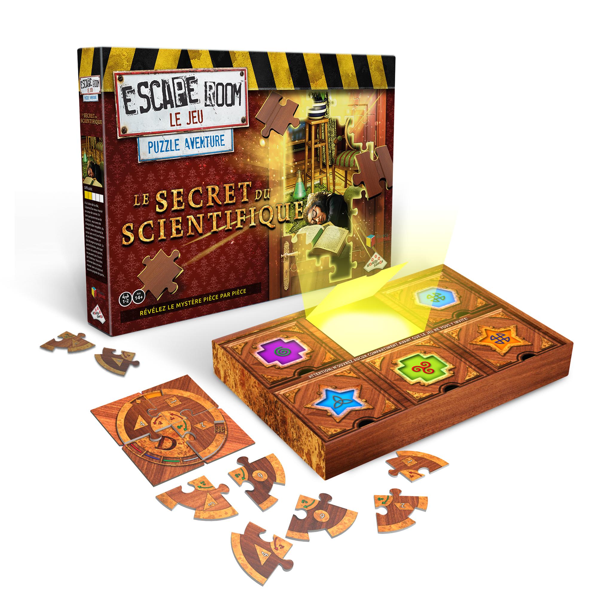 Escape Puzzle Aventures