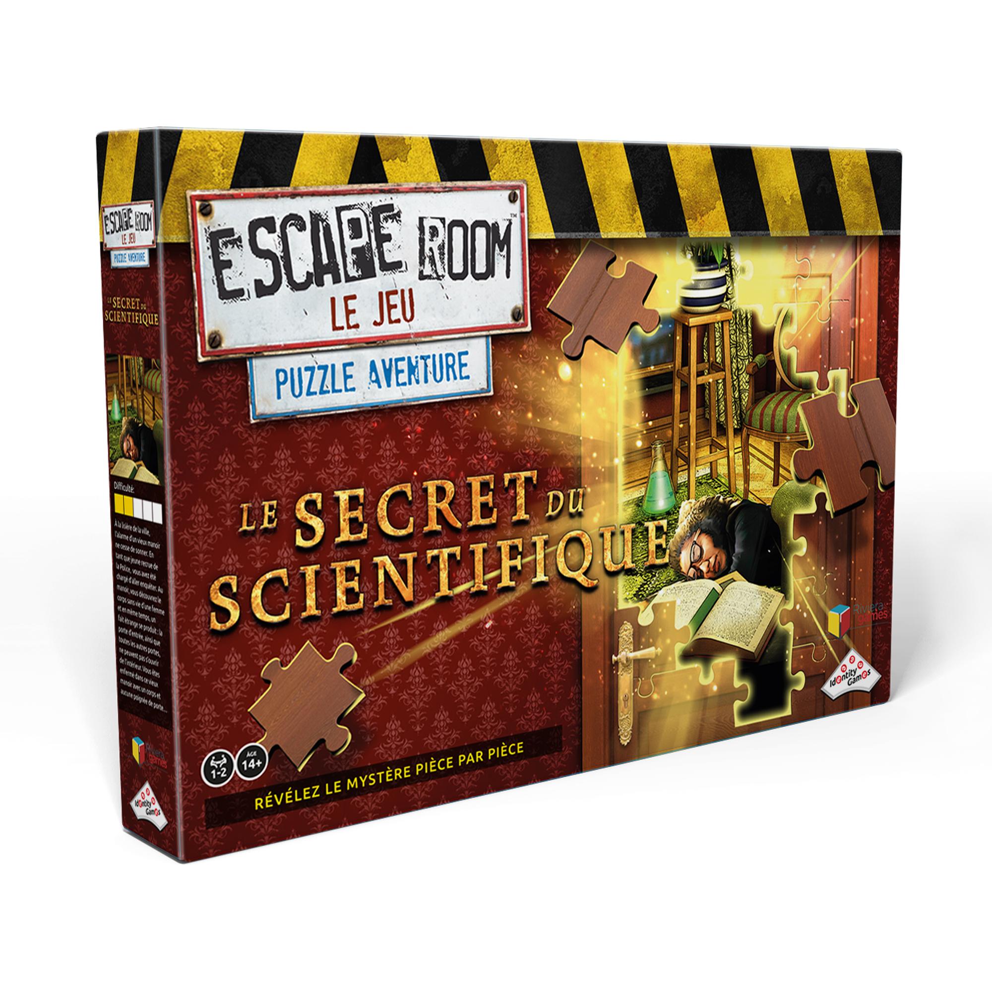 5271 Puzzle SecretScientifique Boite2