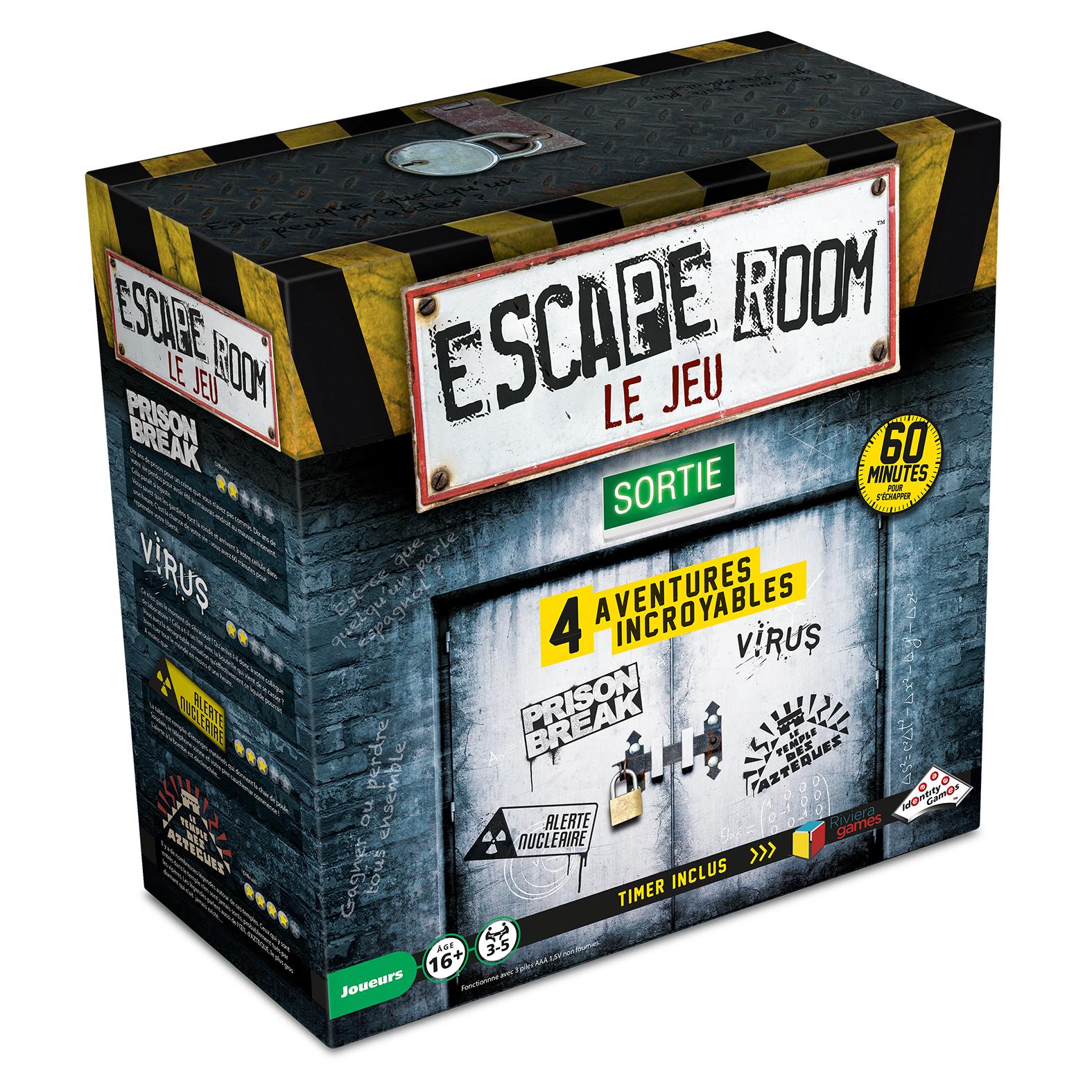 7116 Escape-CoffretBase