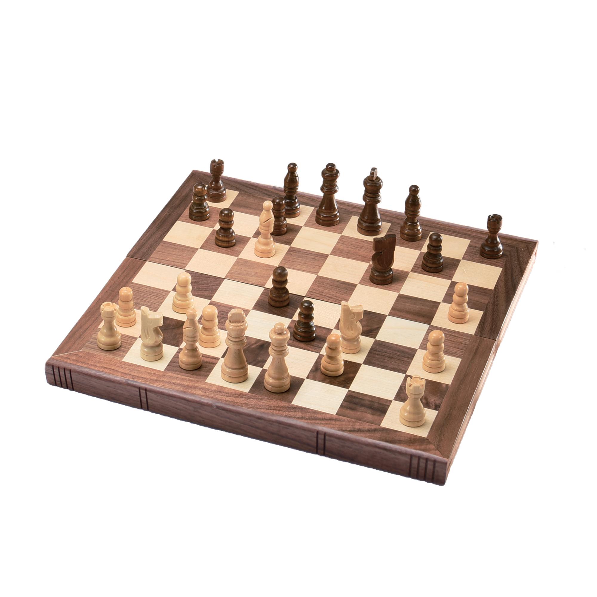 ChessCheckersBack-Echecs