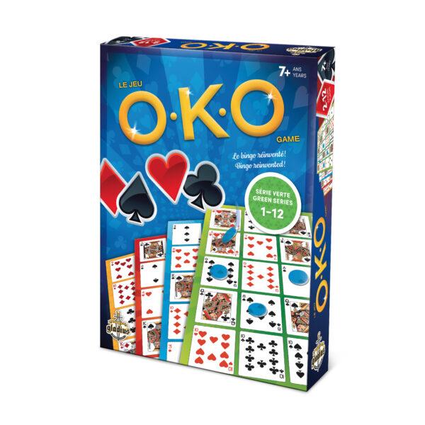 OKO - Série verte