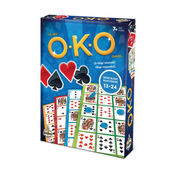 OKO - Série bleue