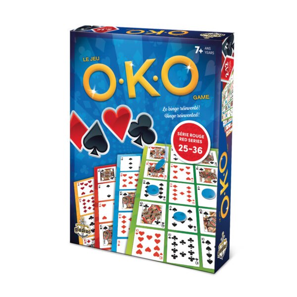 OKO - Série rouge