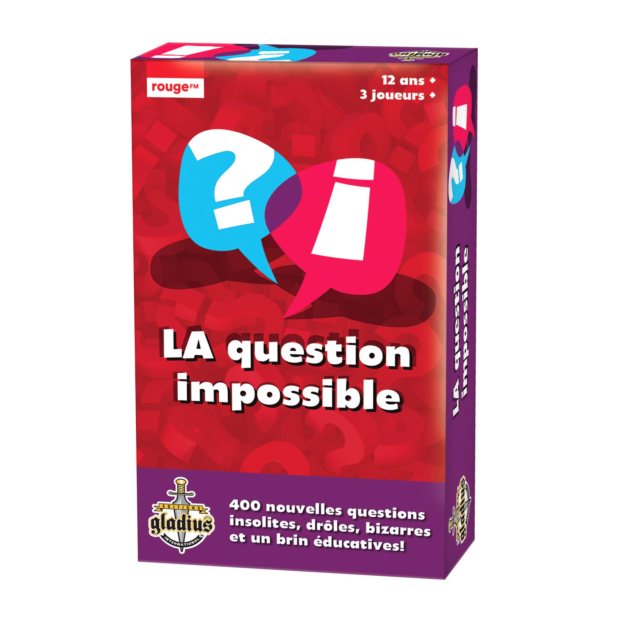 La question impossible 2