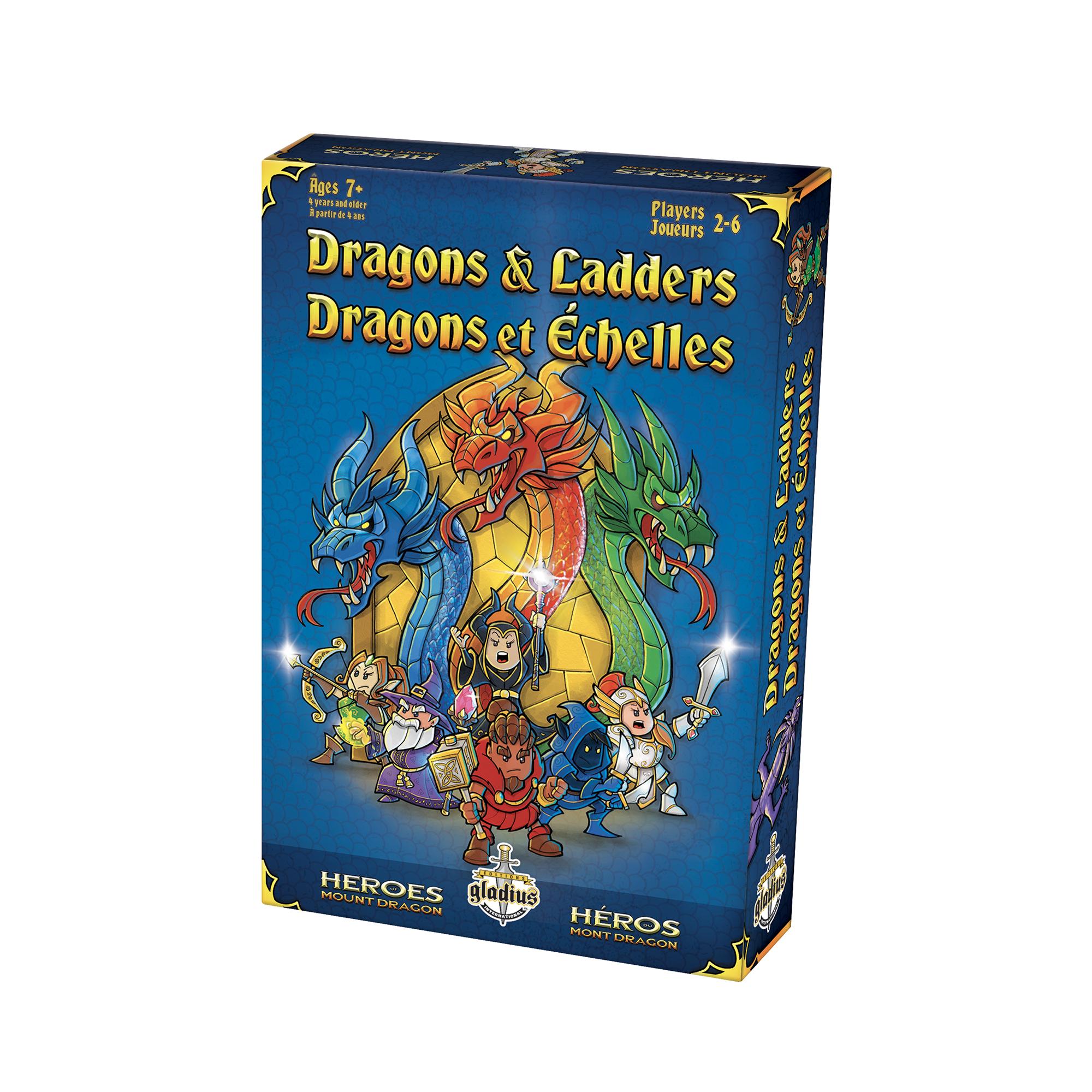 Dragons et Échelles