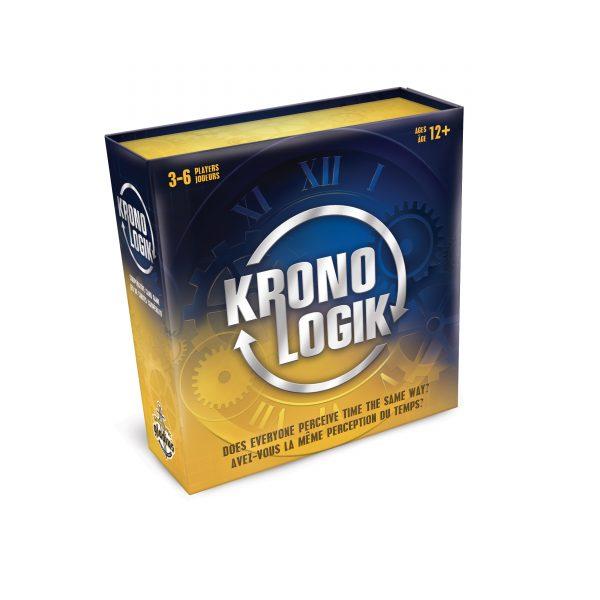 GLA610 Kronologik - Boite HR